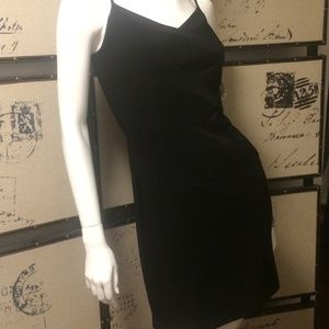 Joseph Ribkoff little black dress NWT